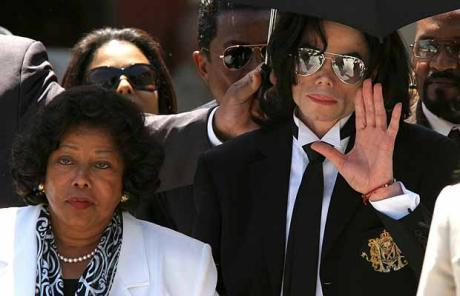 Michael Jackson Court Case