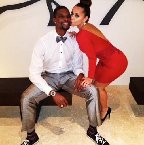 Chris-Bosh-and-wife-Adrienne-Bosh-pic