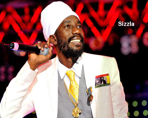 Sizzla / Louie Culture - In & Outs
