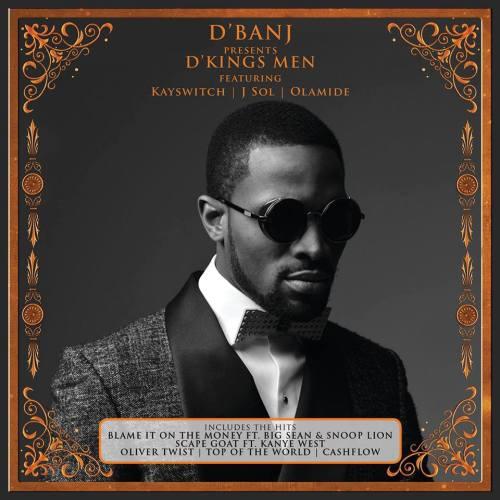 DBanj-Official-Art