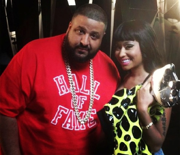 Nicki-Minaj-and-DJ-Khaled