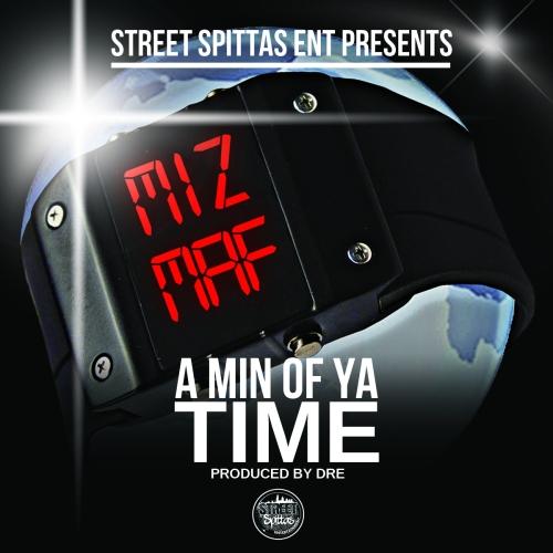 Miz-MAF-Minute-Of-Ya-Time-Artwork