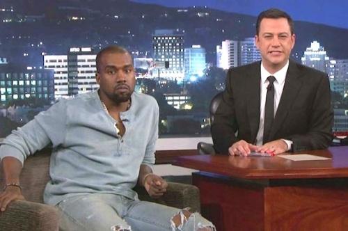 Kanye-and-kimmel