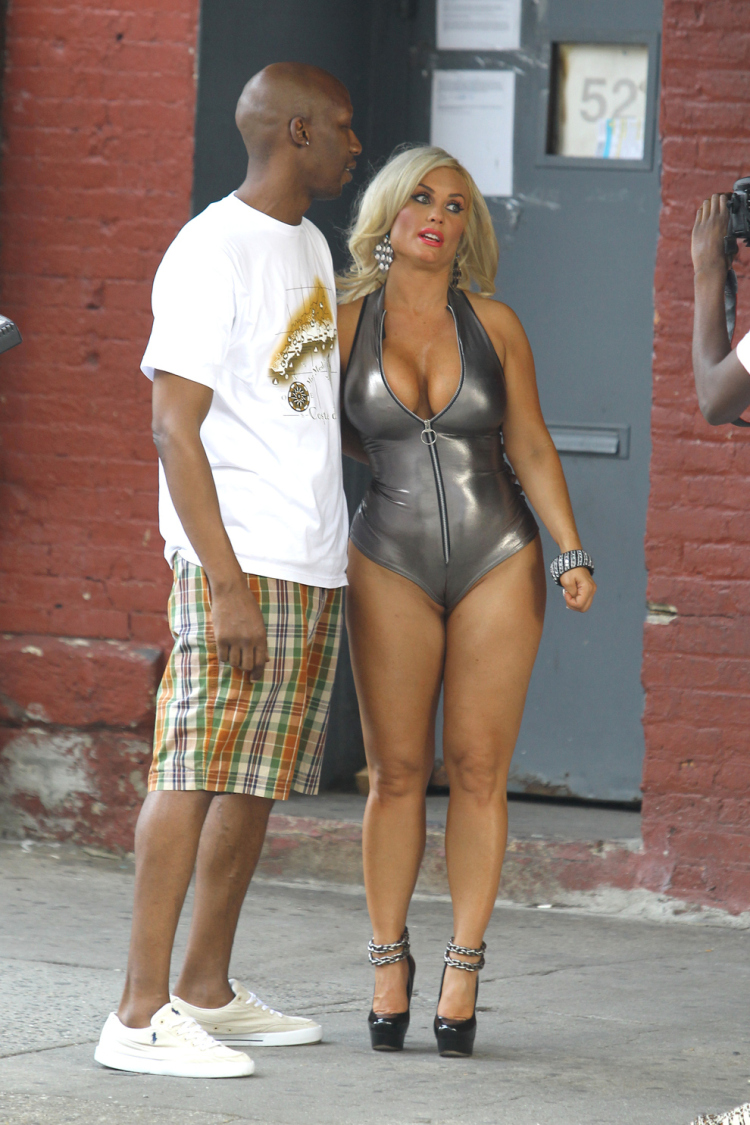 Ice t s wife coco shows off dangerous camel toe photo