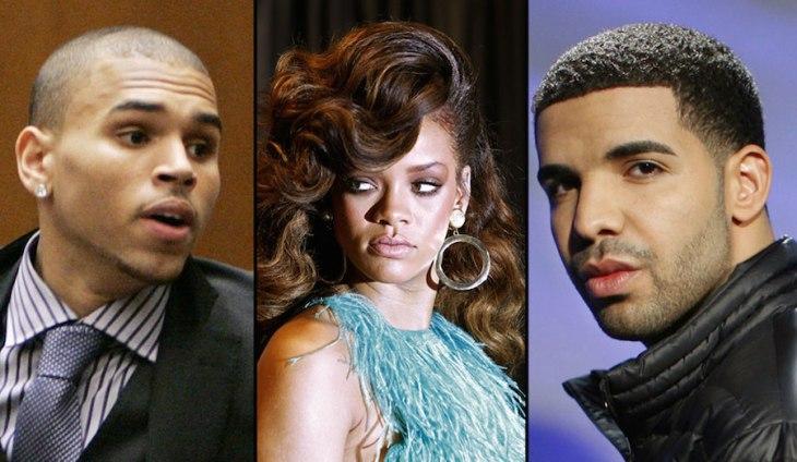 Chris-Brown-Rihanna-and-Drake-pic