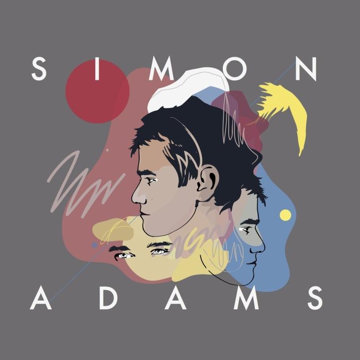 Simon Adams CD cover