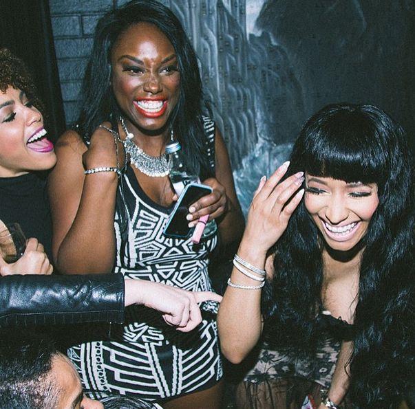 Nicki-Minaj-at-1OAK-2