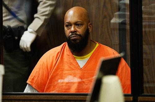 "Marion ""Suge"" Knight Arraignment"