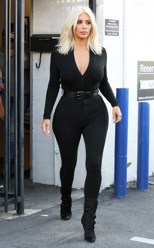 Kim-Kardashian-Flashes-Her-G-String-in-Tight-See-Through-Pants-1-900x1454